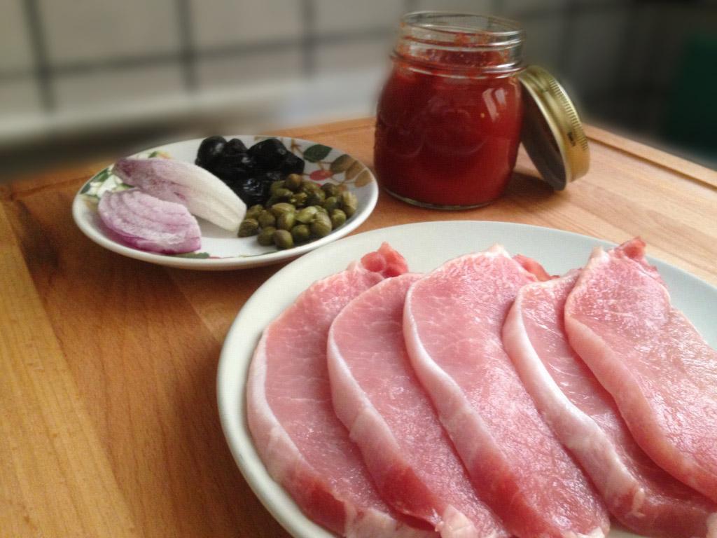 ingredienti-scaloppinePizzaiola